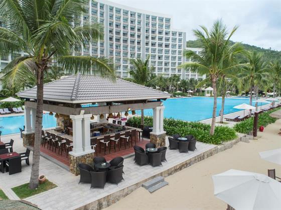Vinpearl Nhatrang Bay resort & villas (exc.)