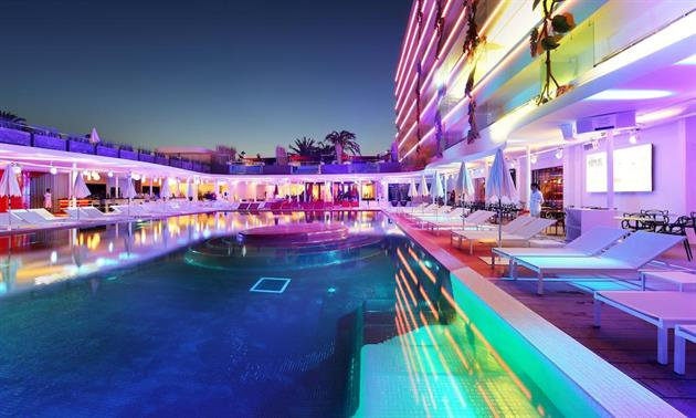 Ushuaia Ibiza Beach (Adults Only+18 y.o.)