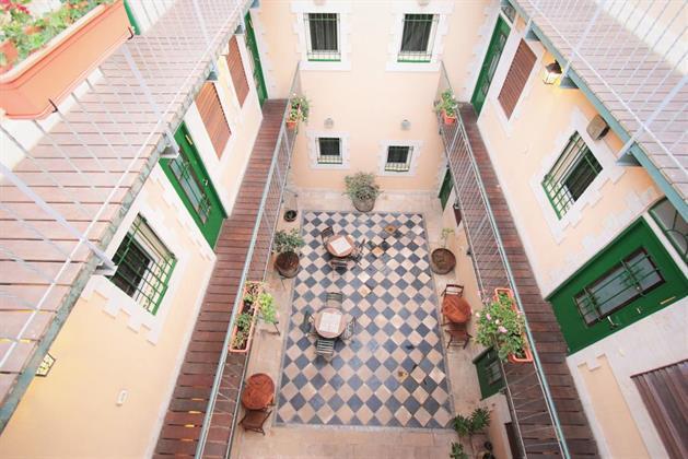 The Market Courtyard-Jerusalem Suite
