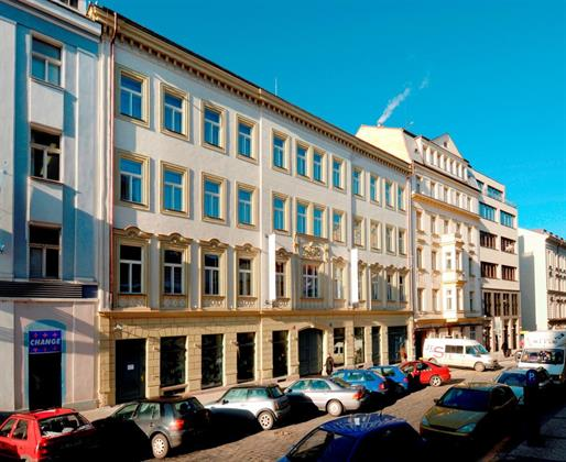 Grandium Prague (ex. Yasmin)