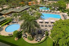 Fairmont Towers Hotel, Heliopolis