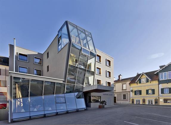 Stadhotel Brunner