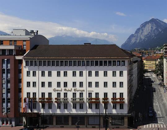 Grand Hotel Europa (Innsbruck)