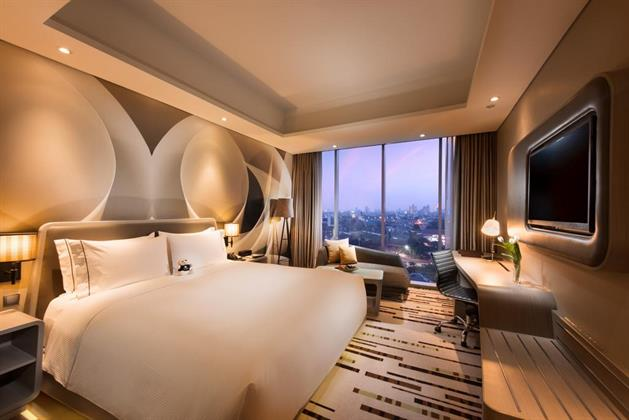 Hilton ex. Doubletree by Hilton Jakarta