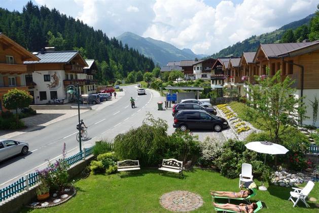 Mulk Garni Hotel (Saalbach)