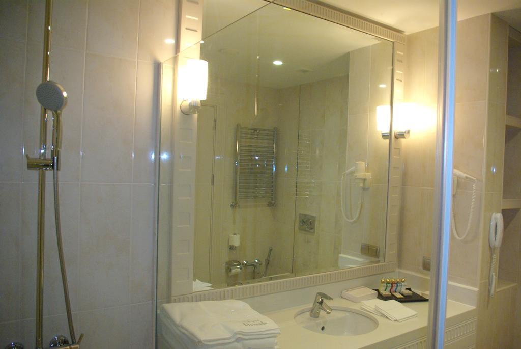Qafqaz Sport Resort Hotel Gabala