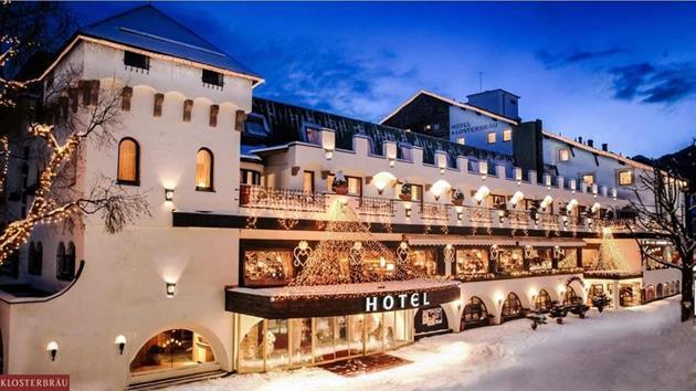 Klosterbraeu Hotel (Seefeld)