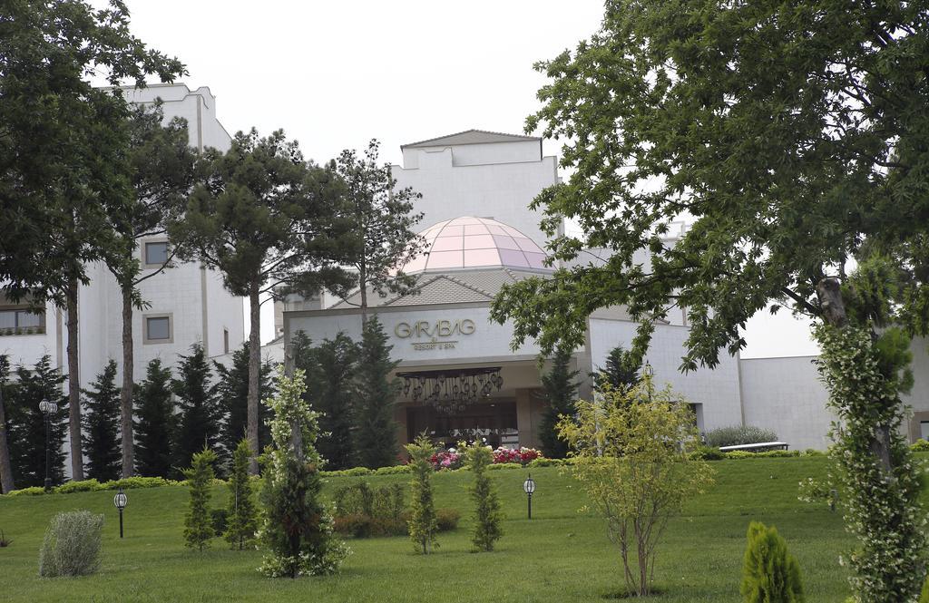 Garabag Resort & Spa Naftalan