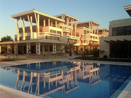 Apart Complex Apolonia Resort