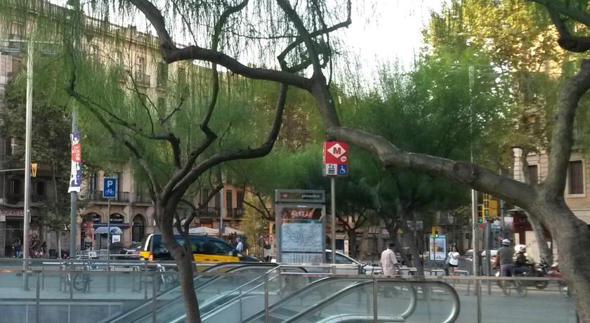 Nh Barcelona Calderon