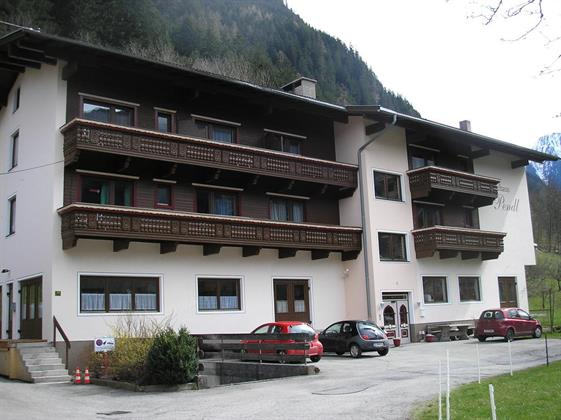 Pendl Gaestehaus (Mayrhofen)
