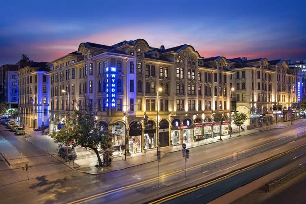 Wyndham Istanbul Old City (ex. Crowne Plaza Istanbul Old City)