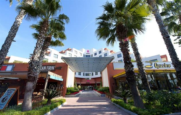 Akra V Hotel  (ex. Barut Akra Park)