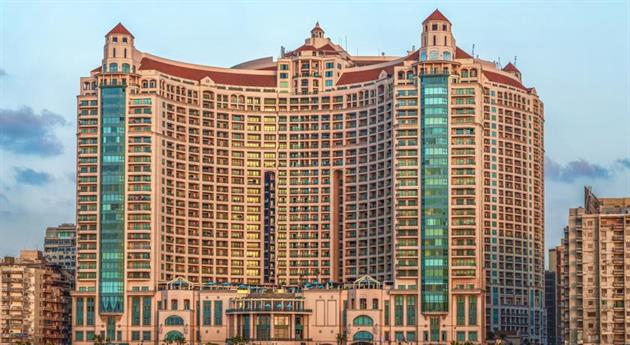 Four Seasons Hotel Alexandria At San Stefano