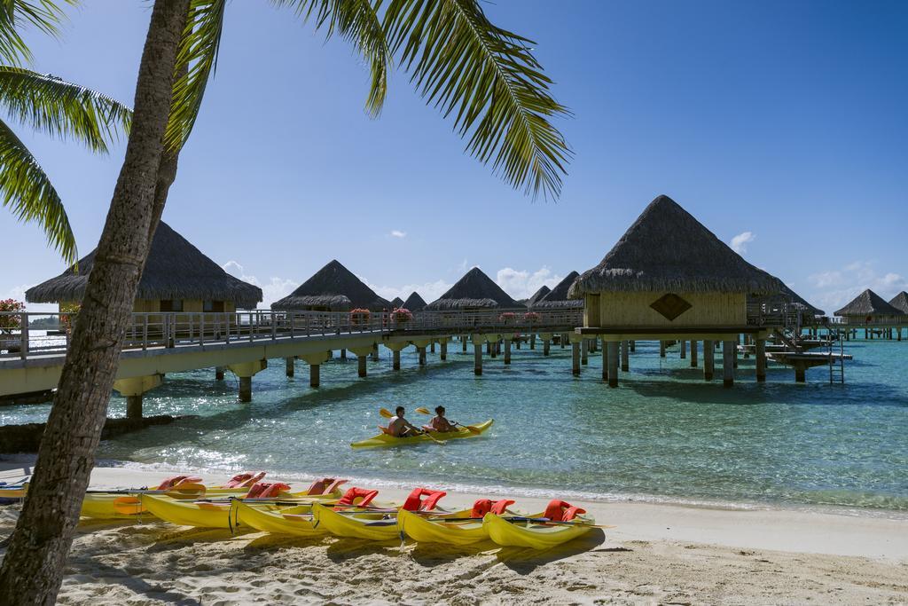 Intercontinental Bora Bora Le Moana