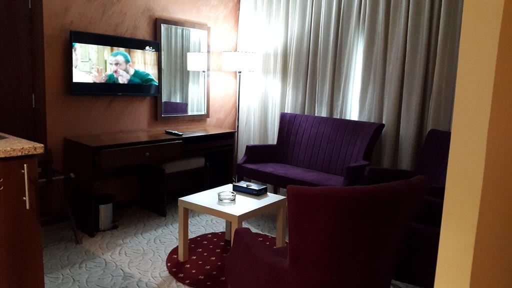President Hotel Amman