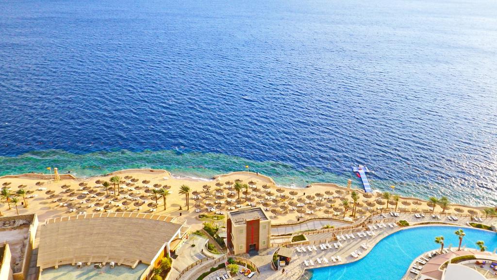 Отель Reef Oasis Blue Bay Resort & Spa 5*