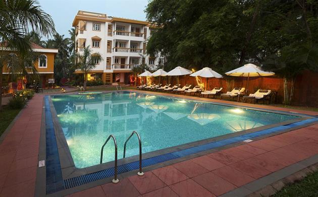 Goa Villagio Resort and Spa (ex. Sterling Holidays Villagio)