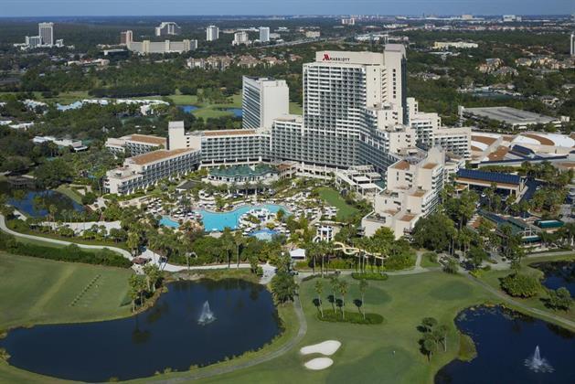 Orlando World Center Marriott Resort