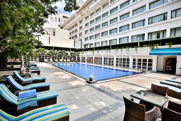 Crowne Plaza Chennai Adyar Park (ex. Sheraton Park Hotel And Towers)