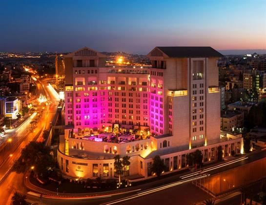 Sheraton Amman Al Nabil Hotel And Towers