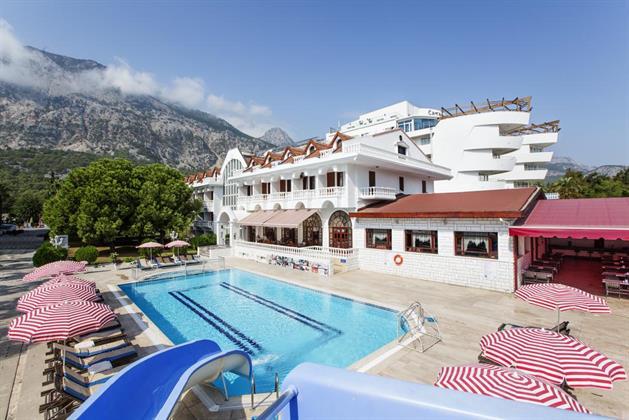 Larissa Mare Beach Hotel