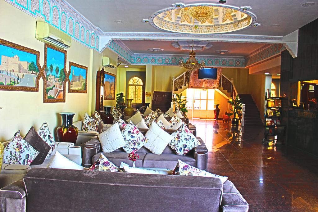 Sahab Hotel