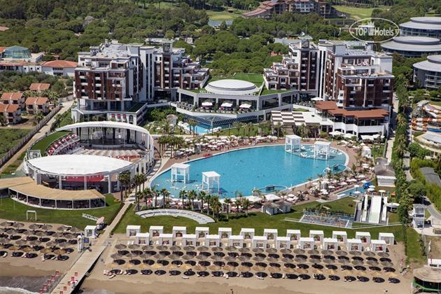 Calista Luxury Resort Executive Rooms