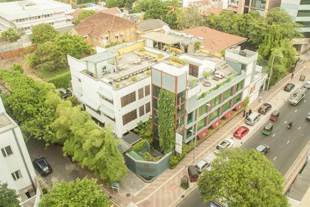 Colombo Courtyard