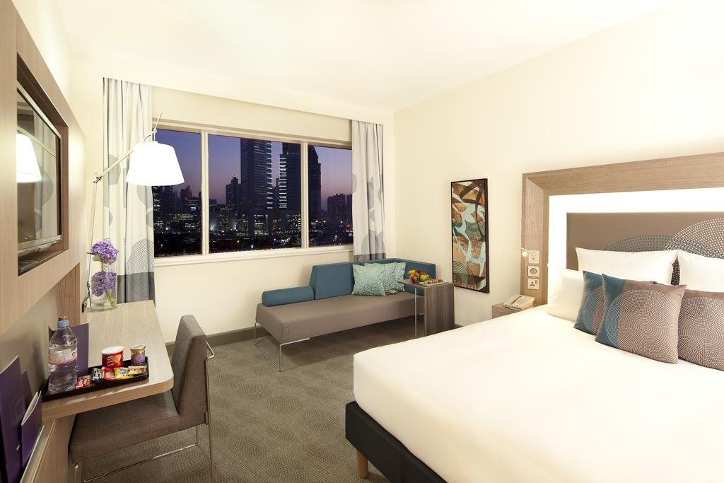 Novotel Hotel World Trade Centre Dubai