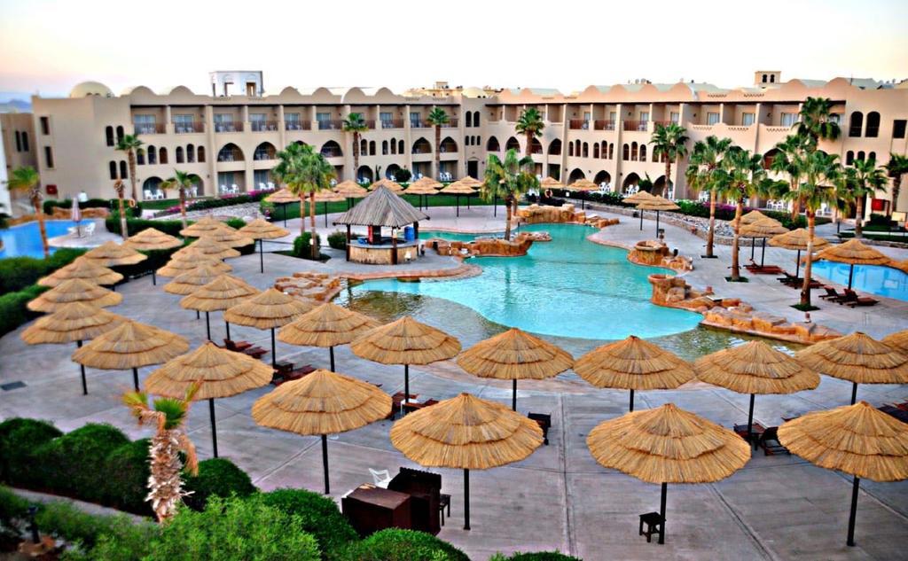 The Three Corners Palmyra Resort
