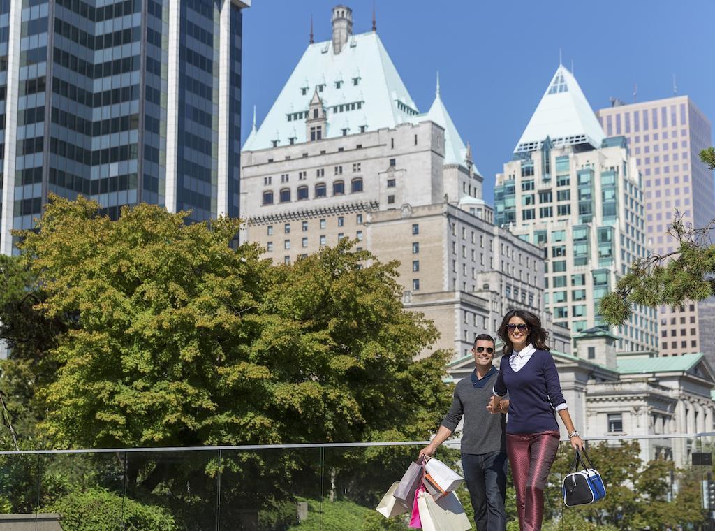 The Fairmont Hotel Vancouver