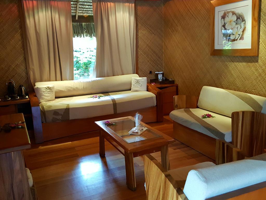 Le Tahaa Island Resort & Spa