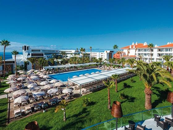 Riu Arecas (Only Adults from 18 y.o.)