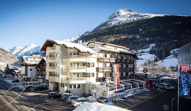 Valentin Hotel (Soelden)