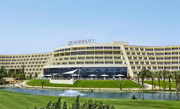 Jw Marriott Mirage City