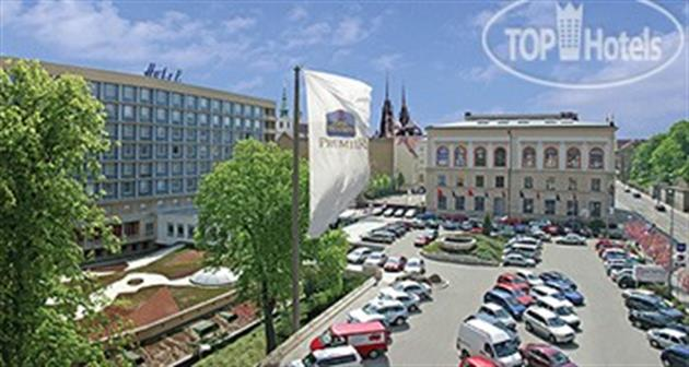 Best Western Premier International Brno Hotel
