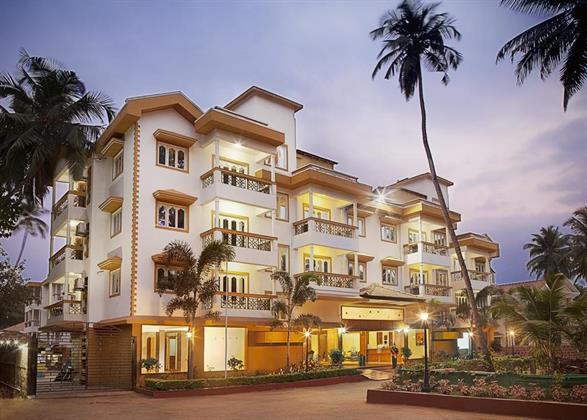Goa Villagio Resort and Spa (ex. Sterling Holidays Villagio)