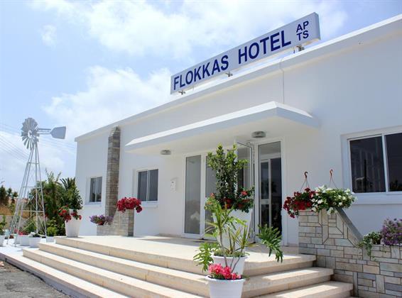Flokkas Hotel Apart Apts