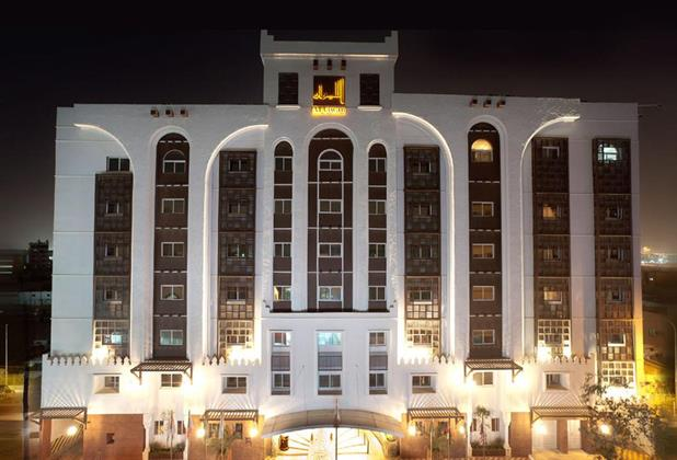 Al Liwan Suites Doha