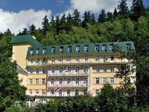 Spa hotel Vltava (ex. Vltava - Berounka) Vitkov (Depandance Vltava)