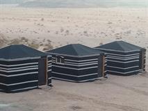 Jabal Rum Camp
