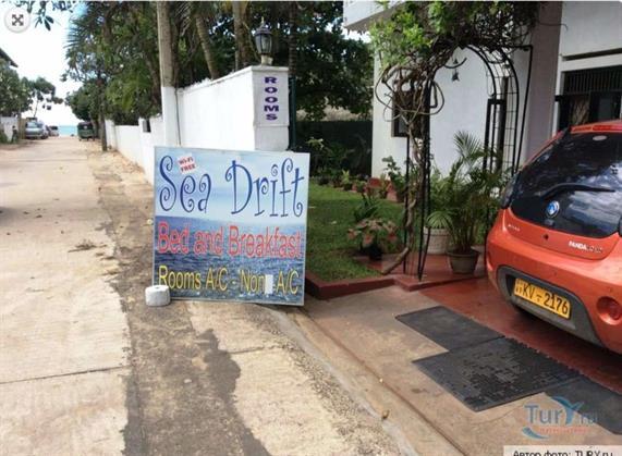 Sea Drift Negombo