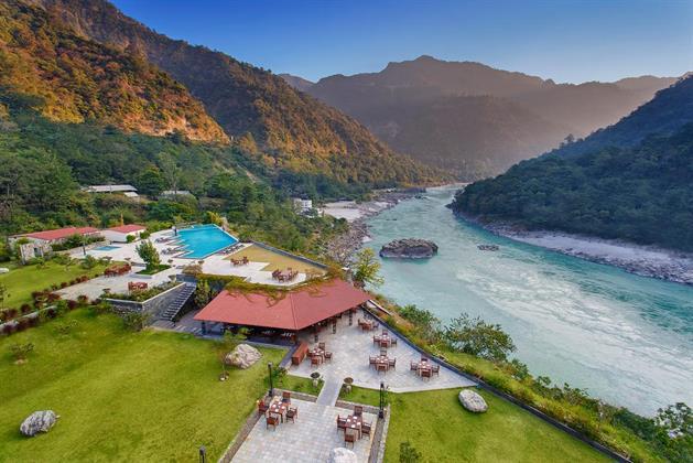 Aloha On The Ganges