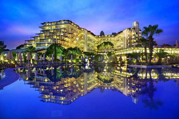 Asteria Belis Resort Hotel