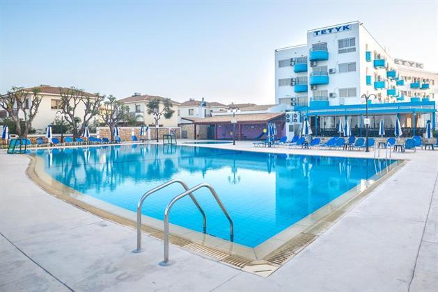 Tetyk Hotel