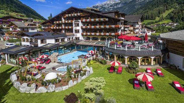 Jagdhof Spa Hotel (Neustift)