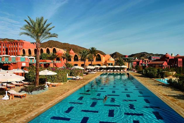 Miramar Resort Taba Heights (ex. Hyatt Regency Taba Heights)