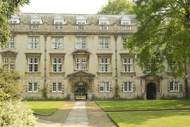 University of Cambrige - St. Edmund`s College