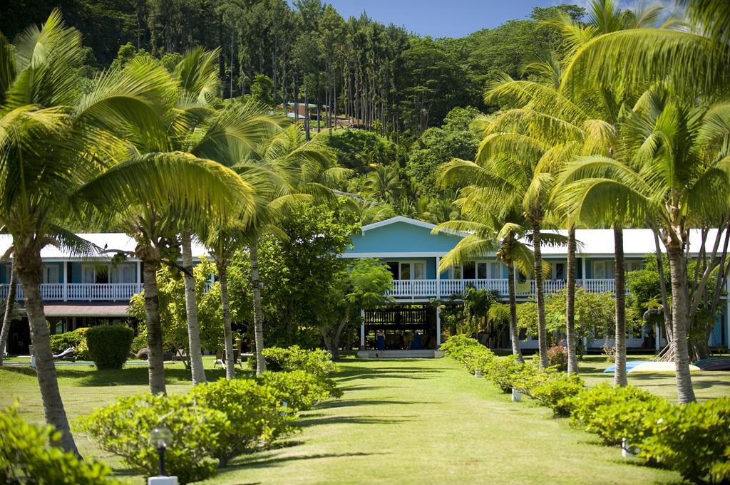Raiatea Lodge